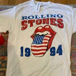 Rolling Stones Large 1994 t-shirt! NWT!